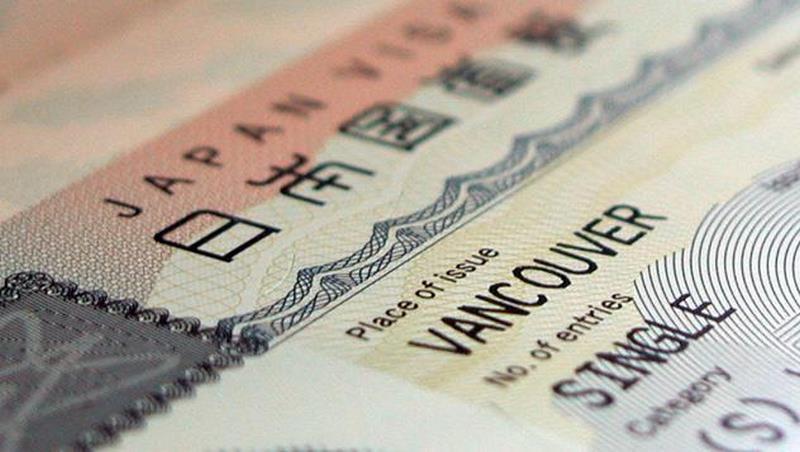 Tipos de visado